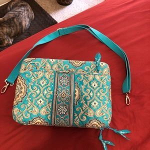 Vera Bradley tablet case or small laptop case